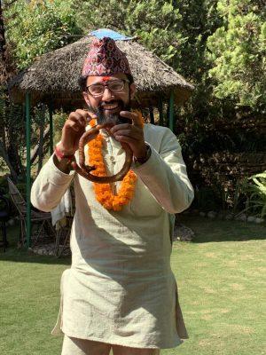 Yogacharya Rajkumar Karki