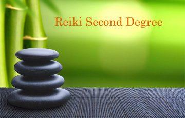 Reiki Second Degree