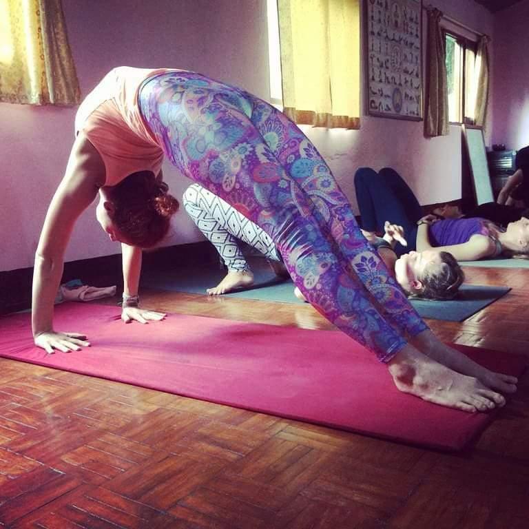 Yoga TeacherTraining Class