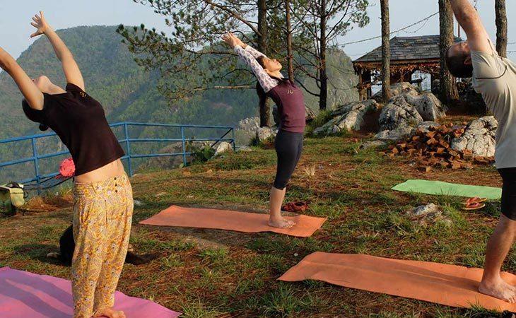 Ghorepani Poonhill Yoga Trek