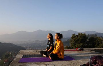 Meditation Course in Nepal