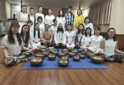 Singing Bowl Professional Course