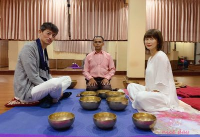 Singing Bowl Introduction Course