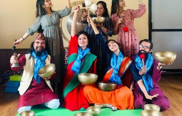 singing bowl course in nepal