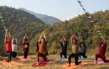 10 Days Yoga Retreats Package Nepal