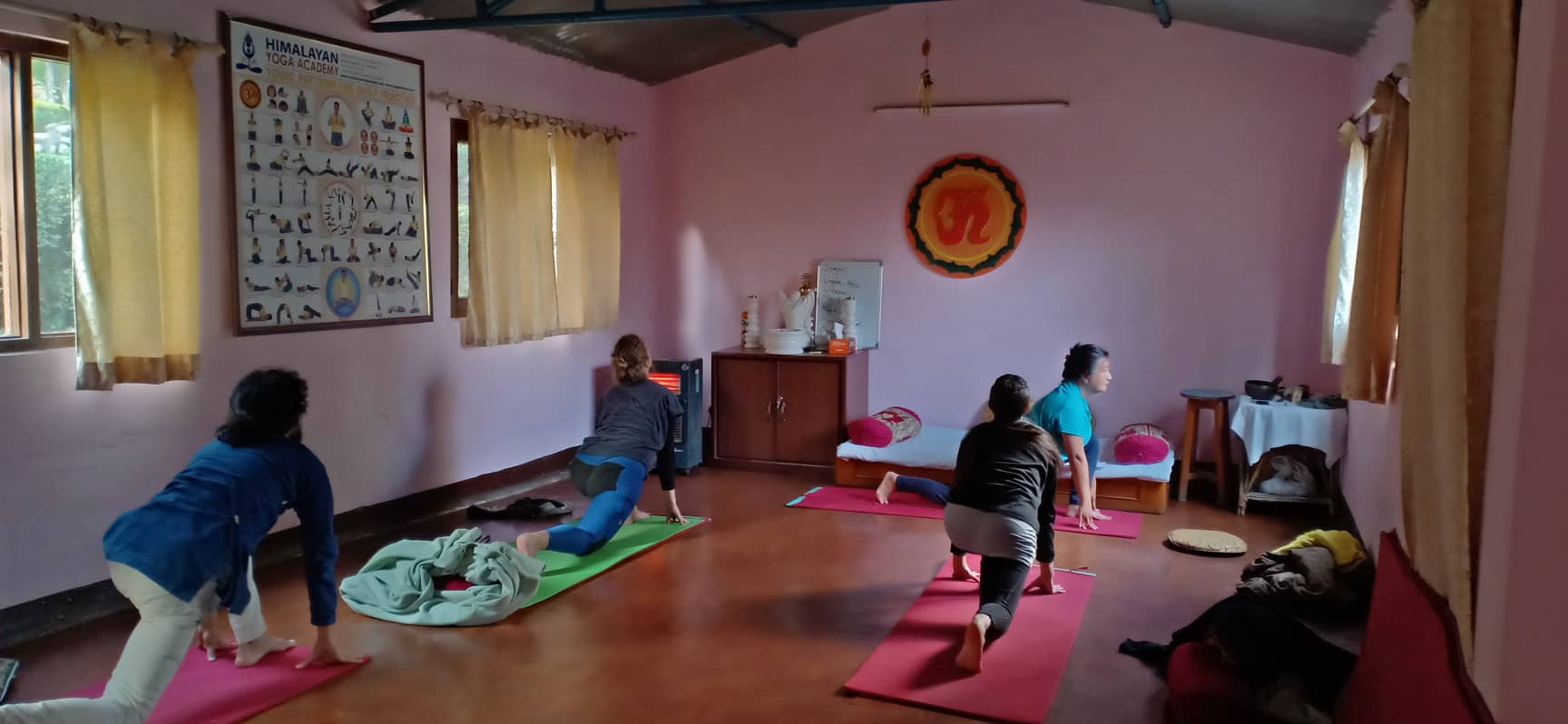 2 Days 1 Night Yoga Retreat Package
