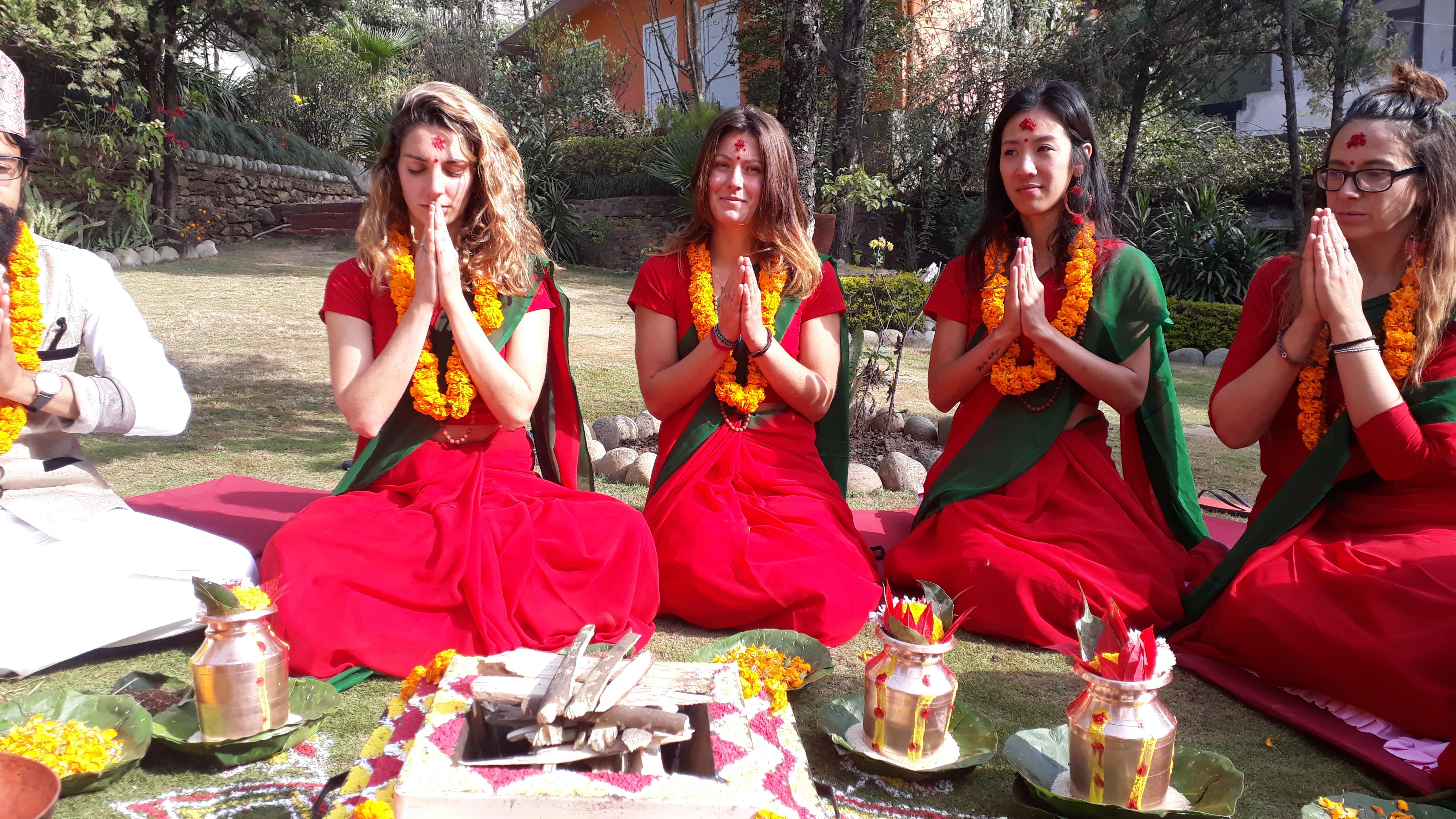 Himalayan Yoga Acadey Nepal