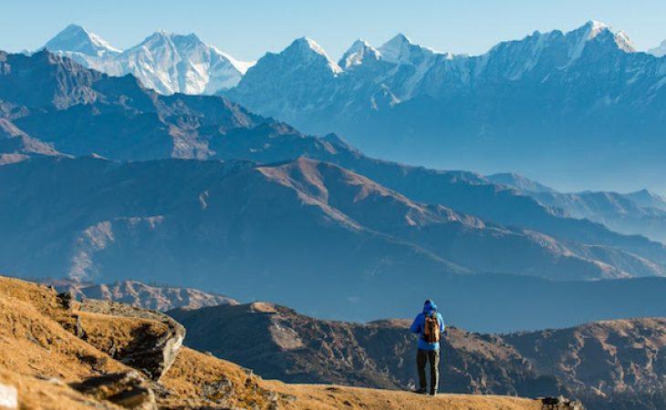 Pikey Peak Yoga Trek