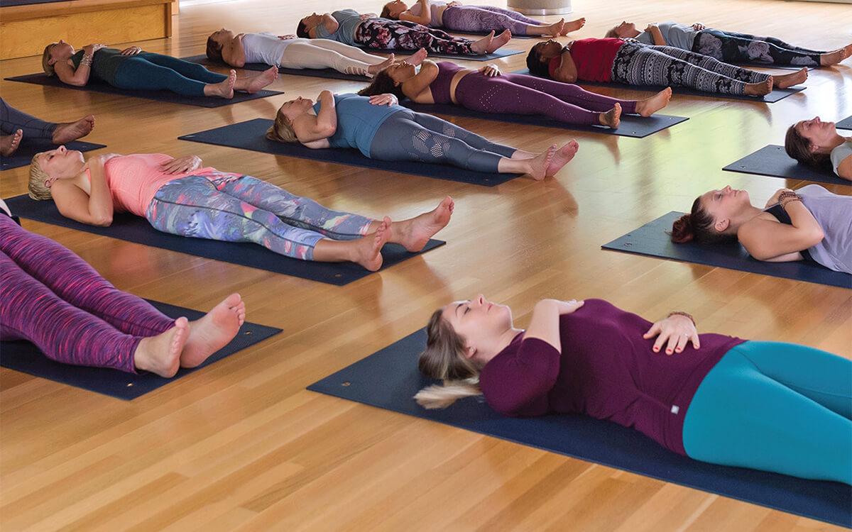Yoga Nidra at Himalayan Yoga Academy
