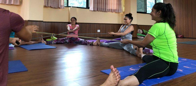 yoga teachers nepal