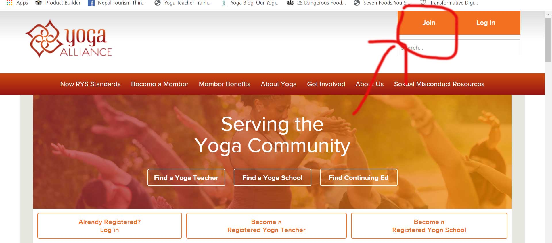 How to Register with Yoga Alliance After Graduation
