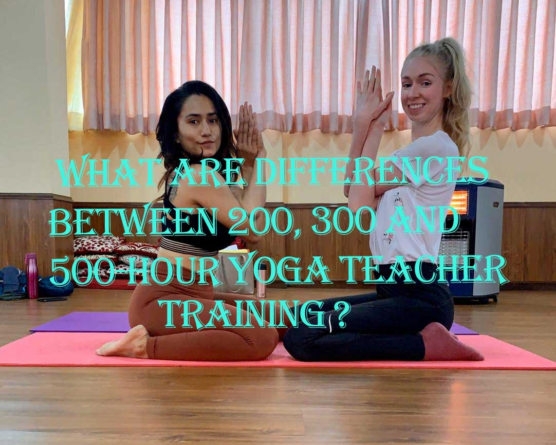 What's the Difference Between 200, 300 and 500-Hour Yoga Teacher Training?