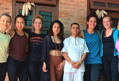 Yoga Teacher Training in March 2020