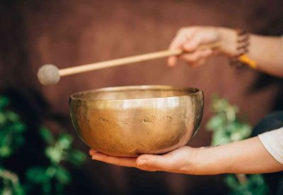 How to Use a Singing Bowl