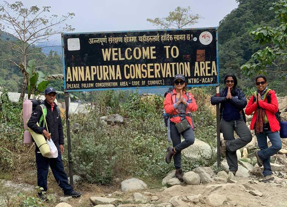 Ghorepani Poonhill Trek Blog