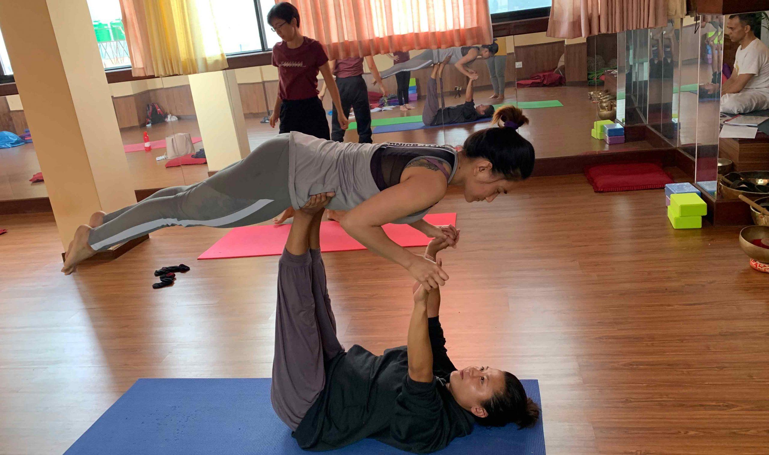 Why everyone should take a yoga teacher training course ...
