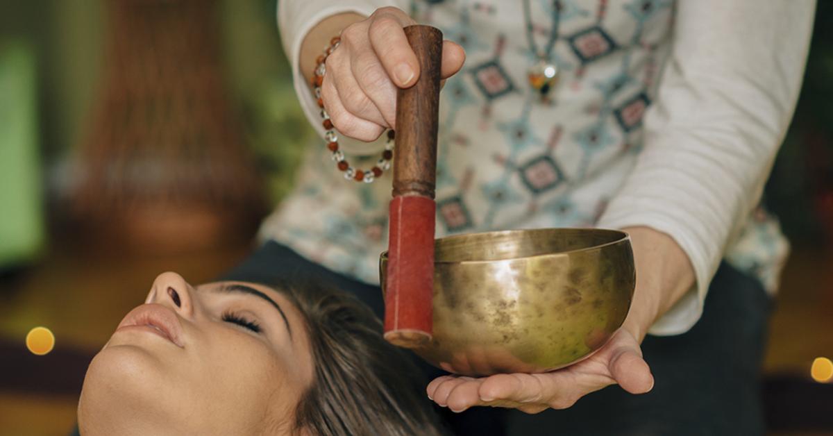Singing Bowl Healing