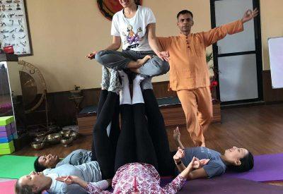 Holistic Impact of Yoga