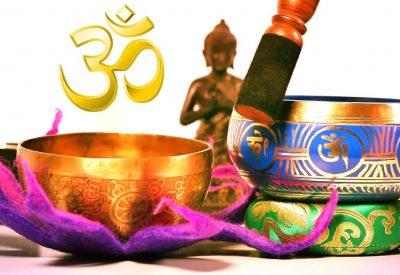 singing bowl chakra healing