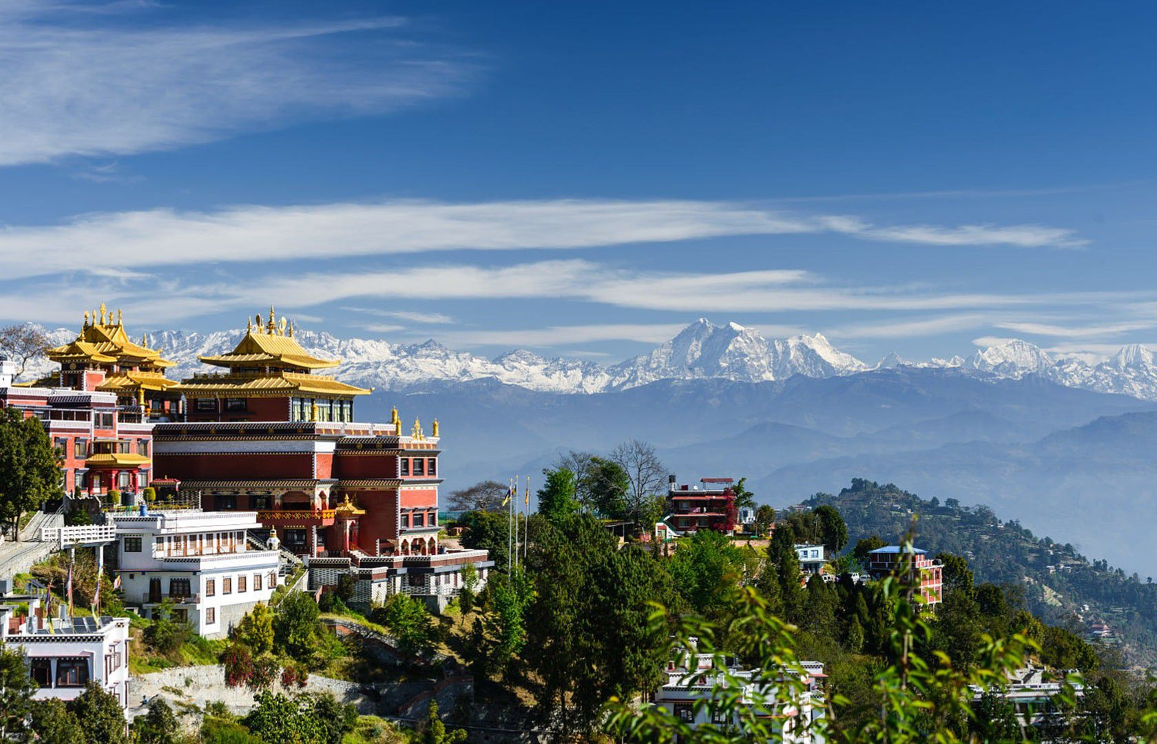 Yoga Places in Nepal