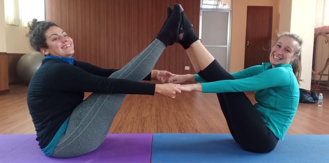 12 Basic Asanas & 6 Days 5 Nights Yoga Retreat Package