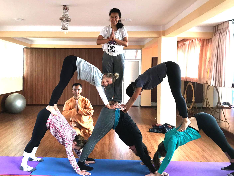 Yoga Teachers Training in Nepal