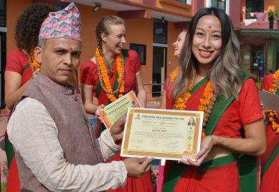 Best Yoga Teacher Training School in Nepal