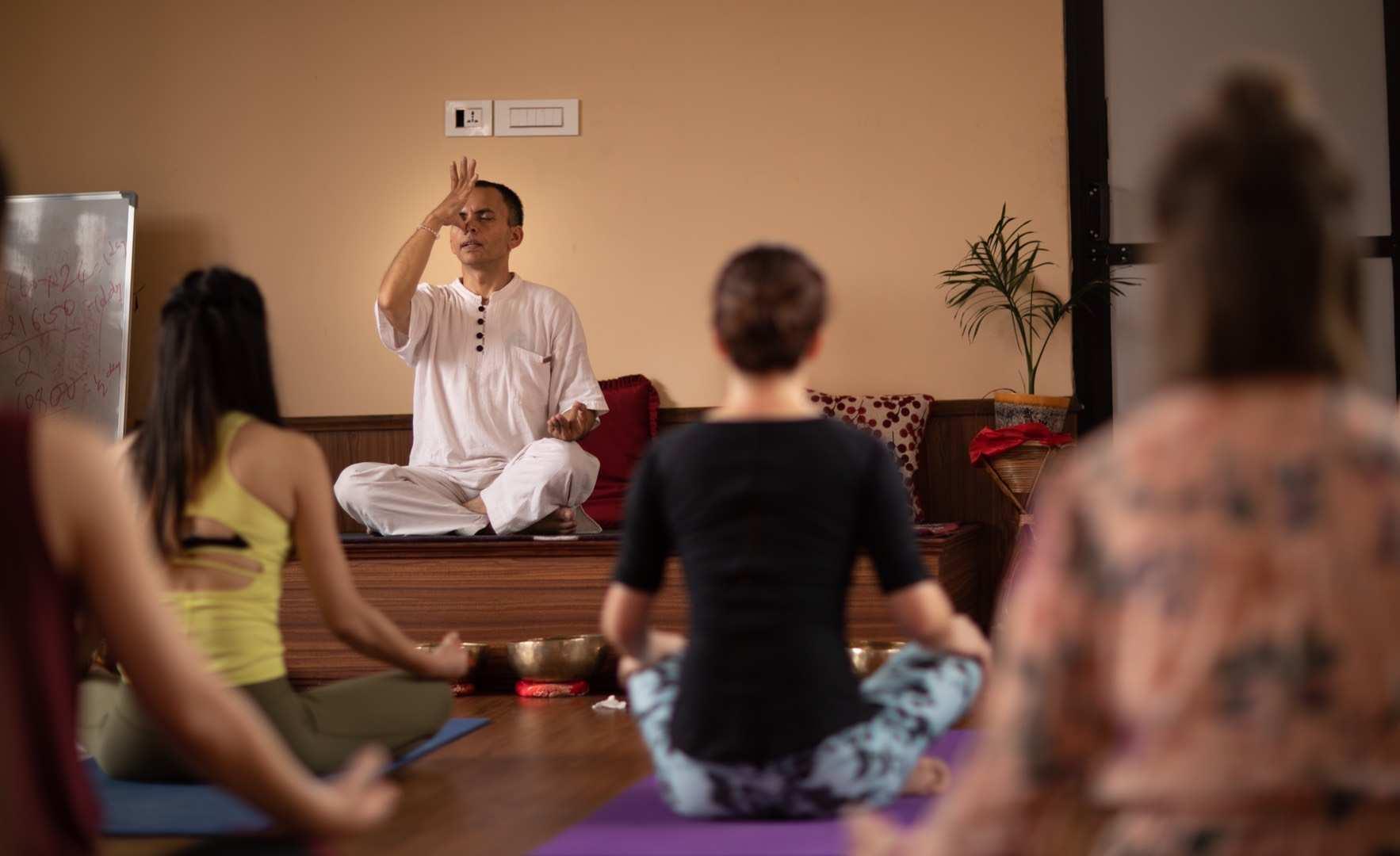 Why do Pranayama Practice