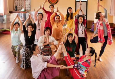 Yoga Studio for Yoga Teacher Training