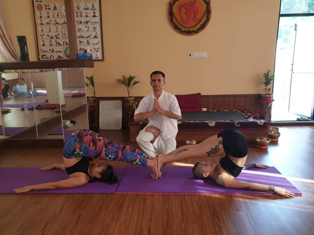 200 hours Yoga Training Course in Nepal