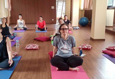 Pranayama for Middle Aged People