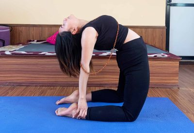 Health through Pragya Yoga
