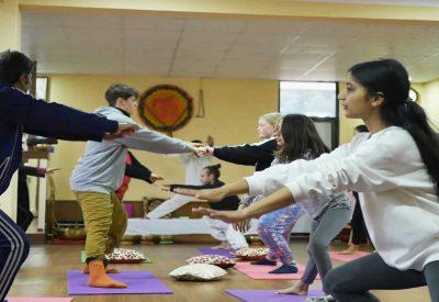 Vinyasa Yoga in Nepal
