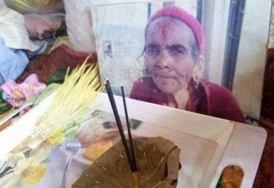 yogacharya subodh simkhada mother