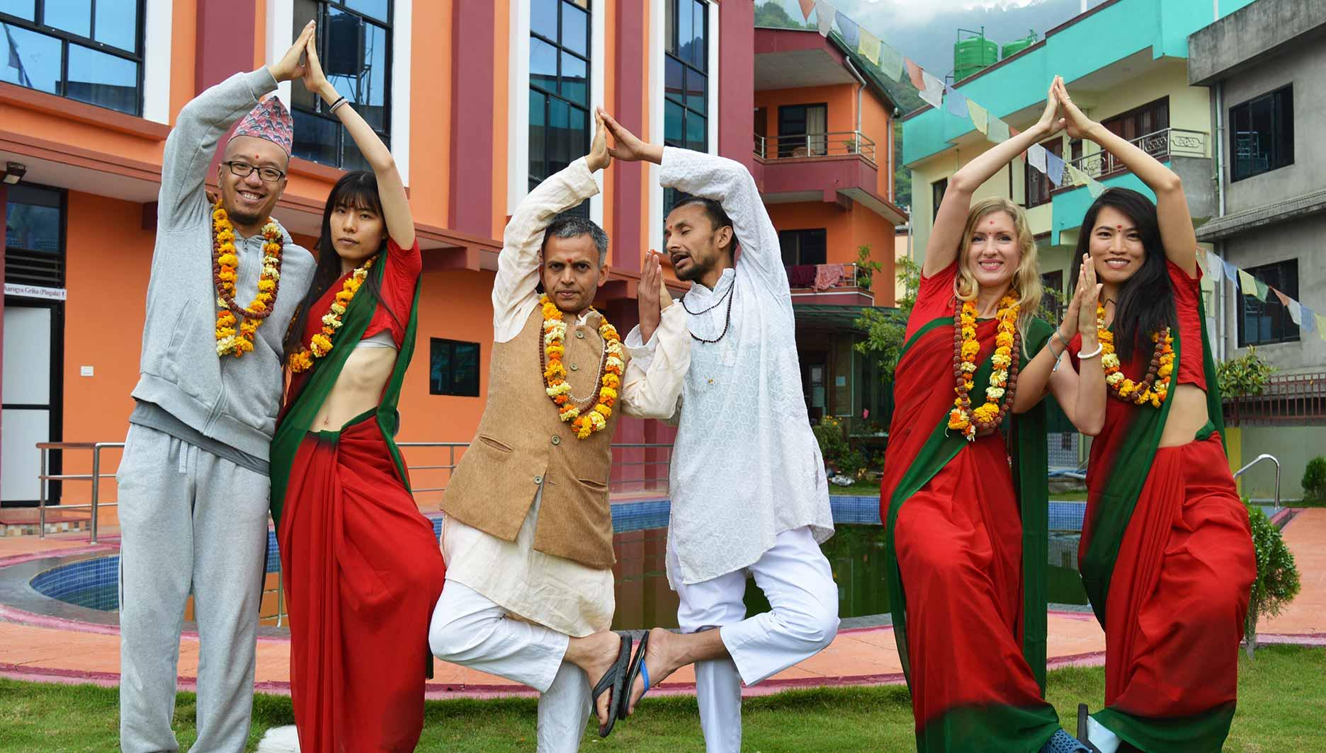 Budget Yoga Teacher Training in Nepal