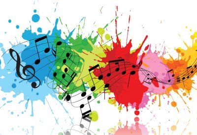 Music and Colour