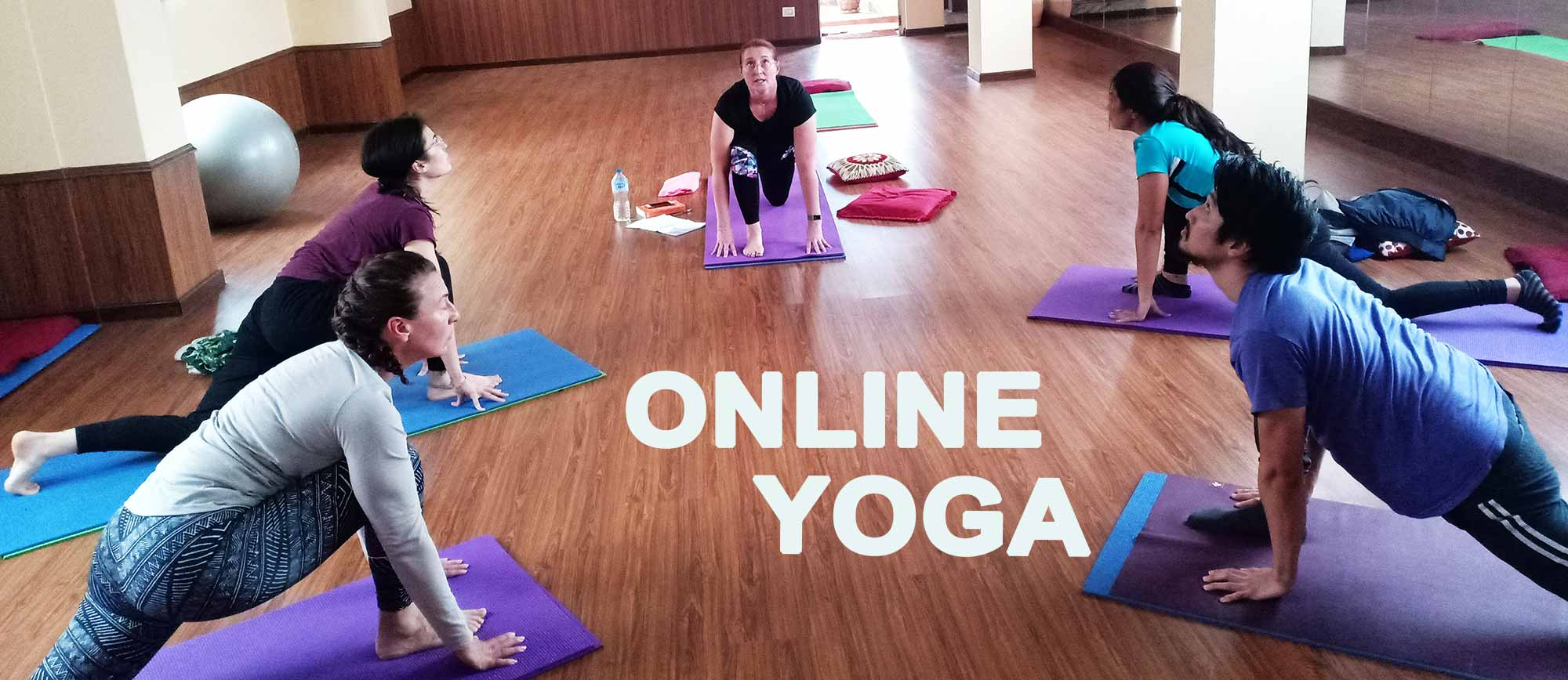 Why Online Yoga Teacher Training During Corona Virus Quarantine Nepal