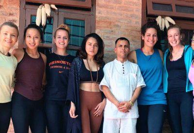 Guru & 200 Hr Online Yoga Teacher Training