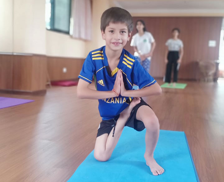 Reasons to Involve Your Kids in Yoga Practice