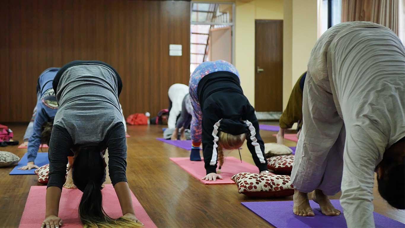 Yoga Teacher Training Course 2021