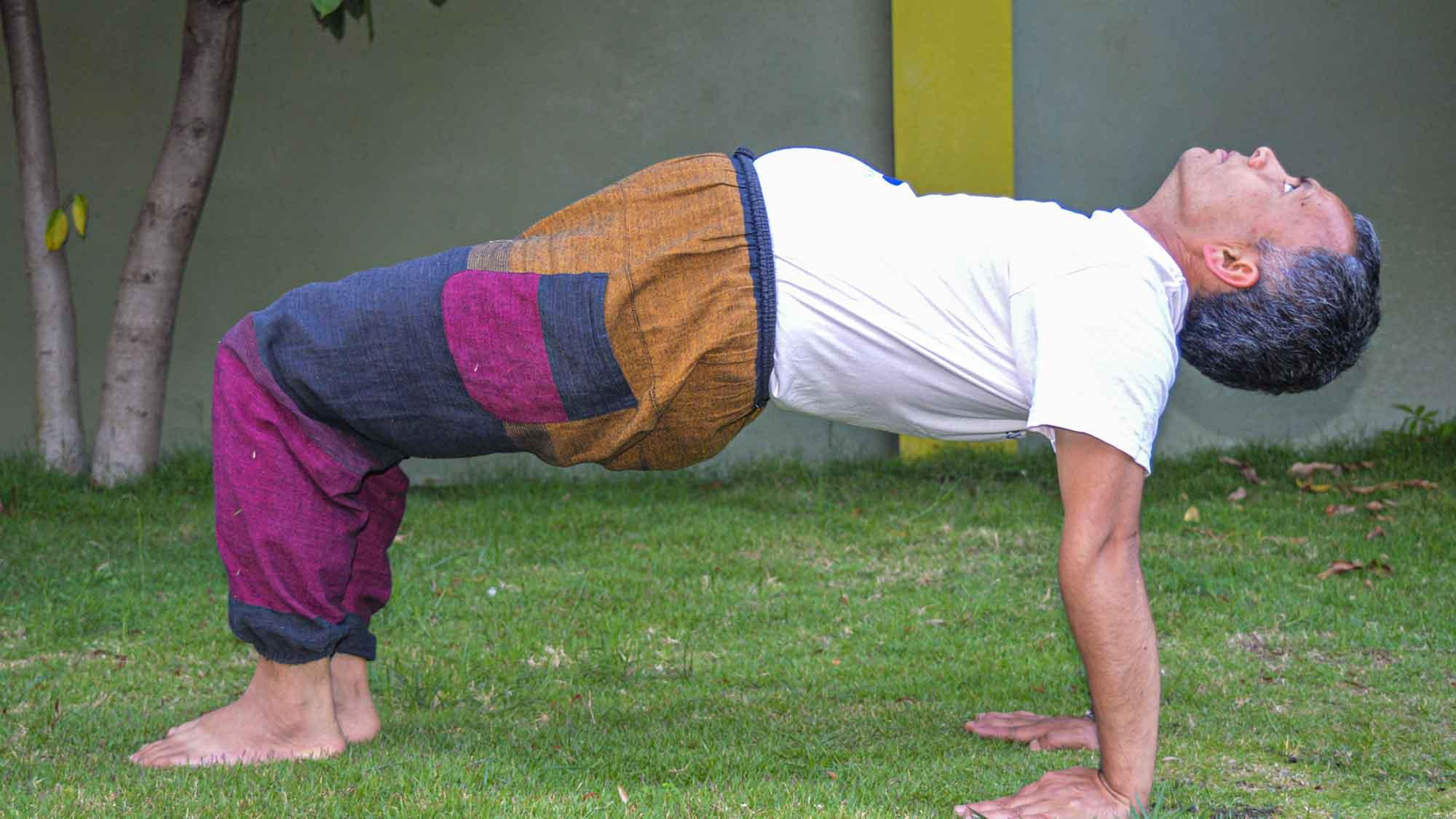 Yogic Bandha And Spritual Importance