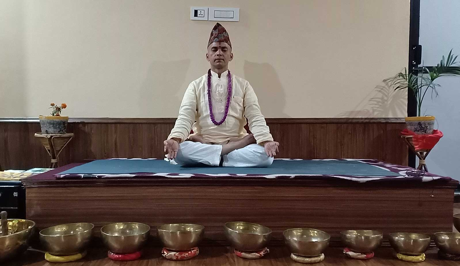 In The Yoga Tradition Divine Knowledge and Cultivation