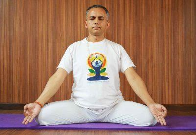 Bhadrasana : The Auspicious Pose