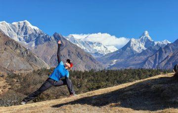 Highest Altitude Yoga Camp