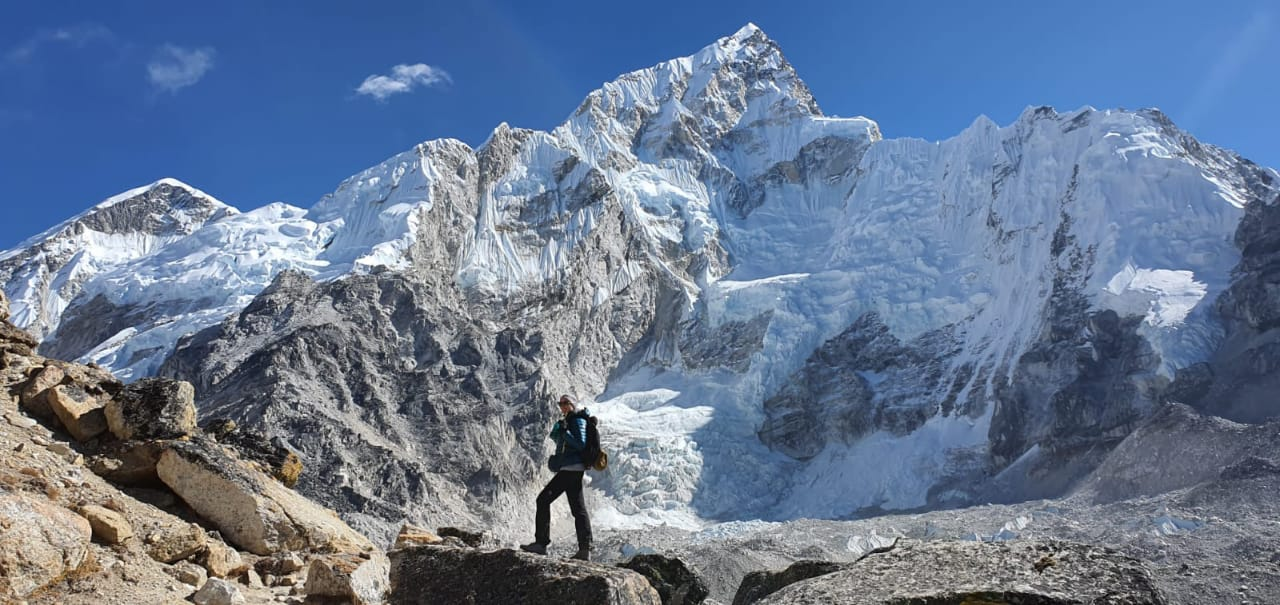 HIMAVAT ; YOGA AND MOUNT EVEREST NEW UPDATE