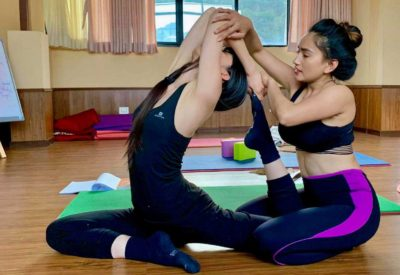 Curso de formación de profesores de yoga