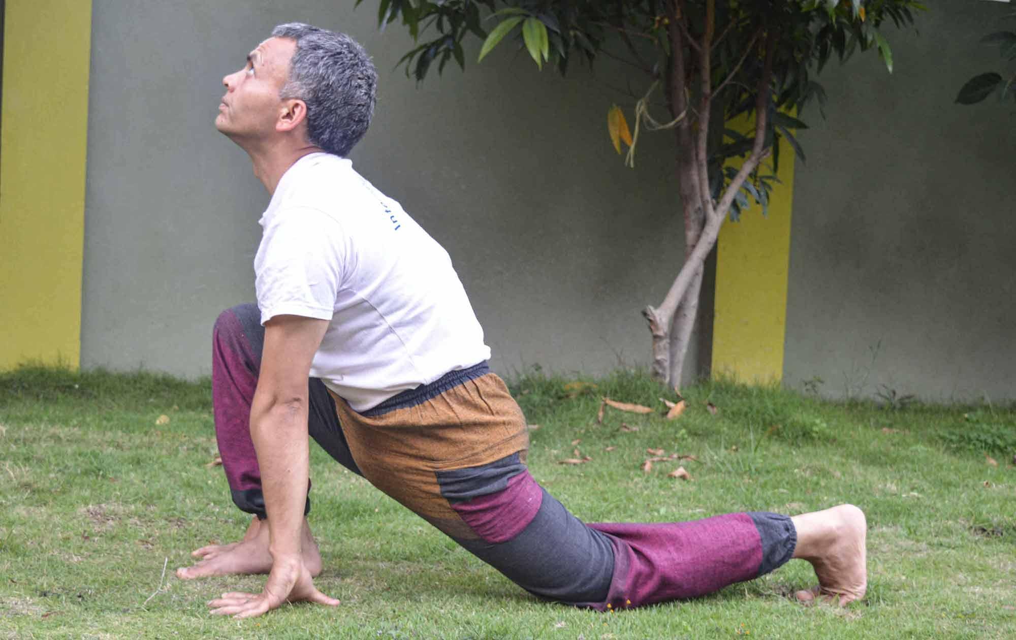 Asana (Posture) as the Third Sermon of Ashtanga Yoga