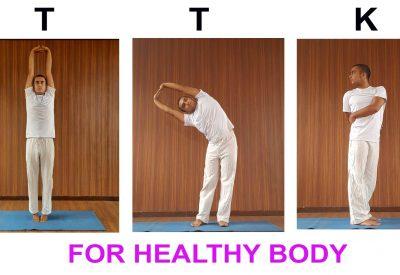 TTK Capsule for Healthy body