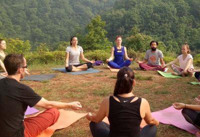 Best Yoga School For Yoga Teacher Training Nepal