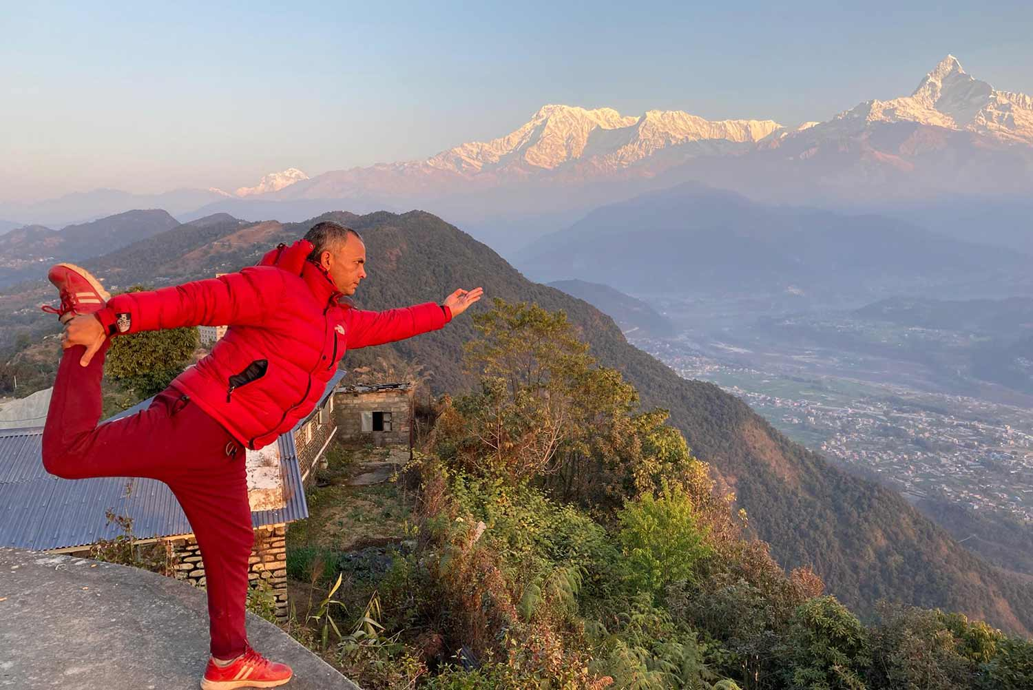 Yoga Tourism in Nepal